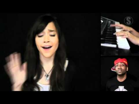 Megan Nicole and DeStorm - Lighters (cover) | Original de Eminem (feat. Bruno Mars)