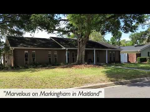 2470 Markingham Road, Maitland, Florida 32751