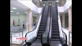 2013-07-27  г. Брест Телекомпания  'Буг-ТВ'. Открытие  здания «Дидас -- Персия».