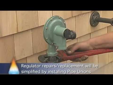 Furnace Wiring From Breaker Box Part 2 Undergound Propane Tank Installation Propane Plus