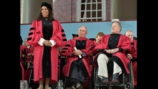 Bloomberg Blasts Liberals During Harvard Commencement