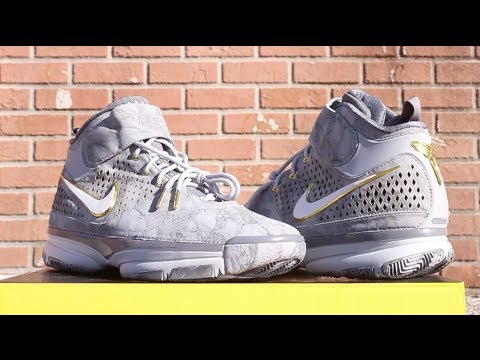 2e2e3ad97edc Nike Zoom Kobe 2 Prelude Review - YouTube