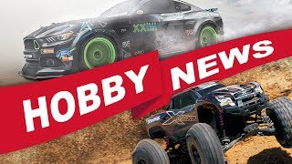 Who Won The X-Maxx? | HOBBY NEWS January 2018
