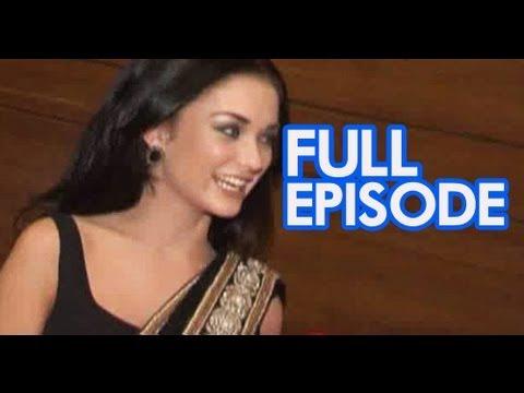 Amy Jackson's oops moment Ekk Deewana Tha's premiere, Nargis Fakhri's false claims, & more news