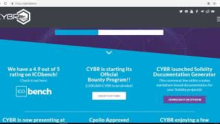 CYBR - REVOLUTIONARY INNOVATION IN BLOCKCHAIN SECURITY 'Review'