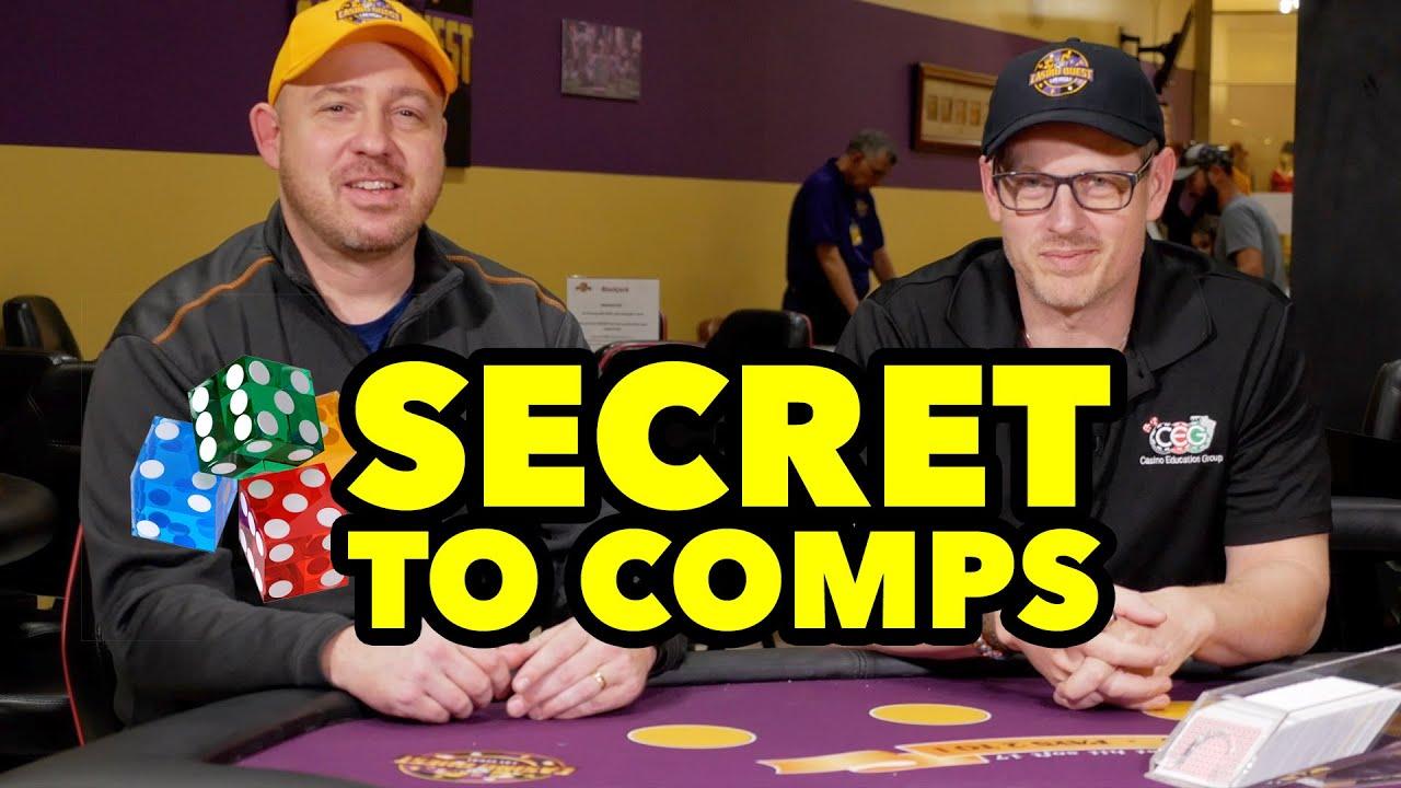 Casino Comps Secrets