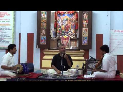 Tamburi Meetidava - Purandara Dasa - Sindhubhairavi - Prince Rama Varma