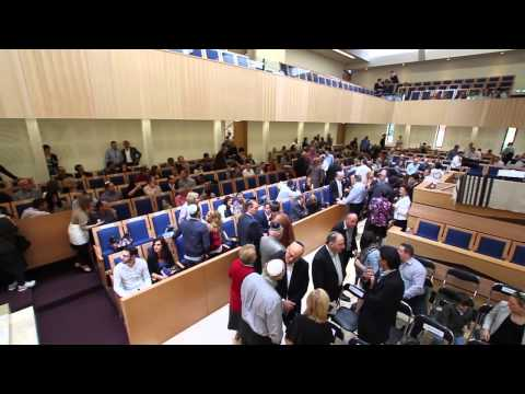 Central Shul Chabad Official Opening