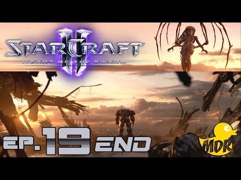 StarCraft II : Heart of the Swarm #19 [End] - ชัยชนะครั้งนี้...คงเป็นเพียงการเริ่มต้น