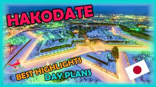 HAKODATE Japan Travel Guide. Free Self-Guided Tours (Highlights, Attractions, Events)