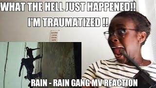 비 RAIN - 깡 GANG MV REACTION [ THIS MAN HAS NO DAMN RIGHT !!]