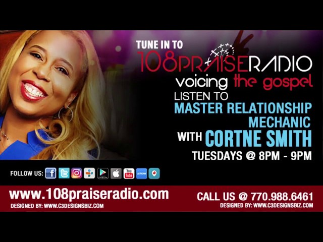 #VoicingTheGospel with Master Relationship Mechanic Show (LIVE) on Tuesdays @ 8pm - 9pm