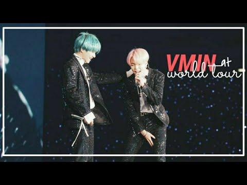 Bts Vmin    World Tour Moments