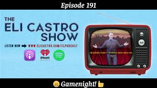 "Episode 191 ""Game night!"" preview"