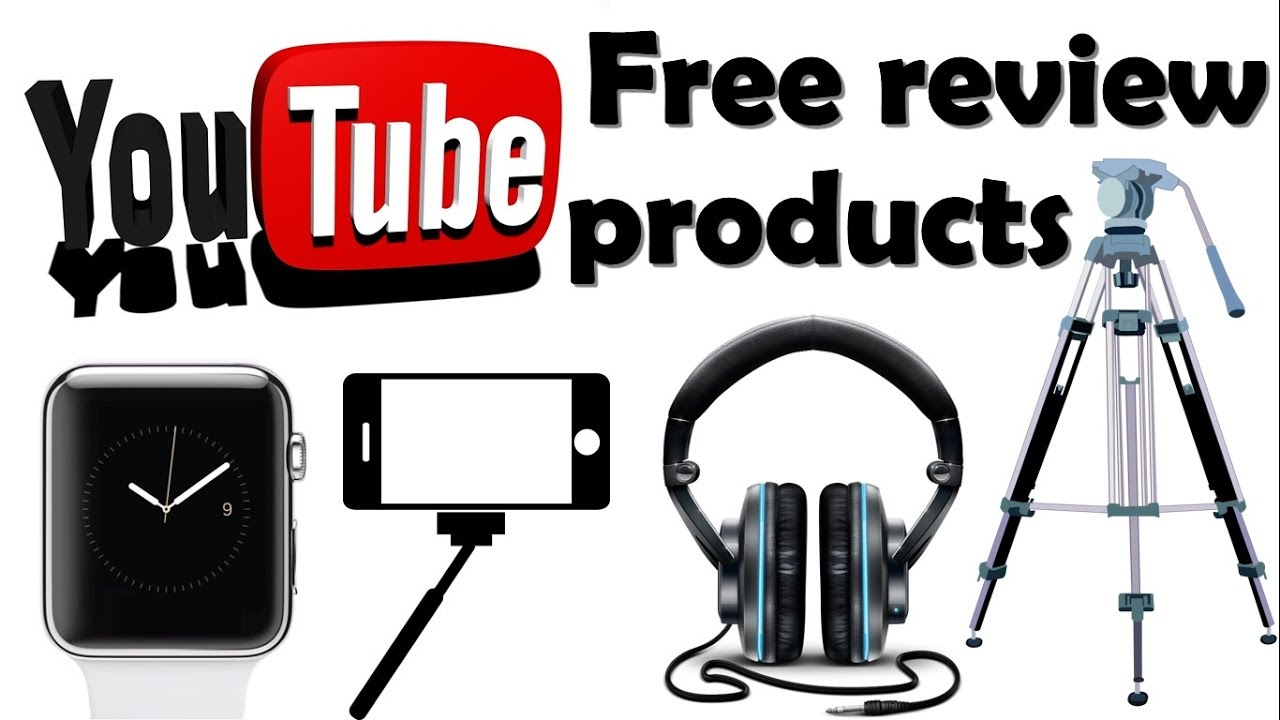 {HINDI} how to get free products to review on youtube    0 subscriber    free review units and gift