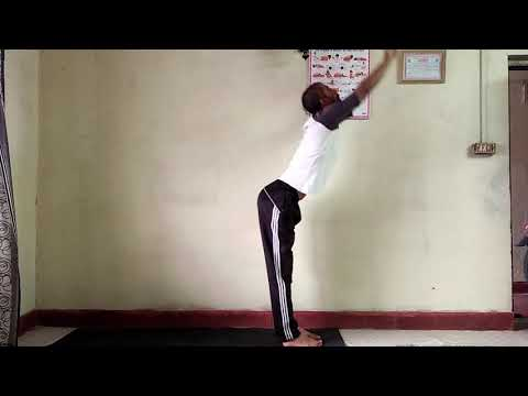 #suryanamaskar-ii-#sunsalutation-2