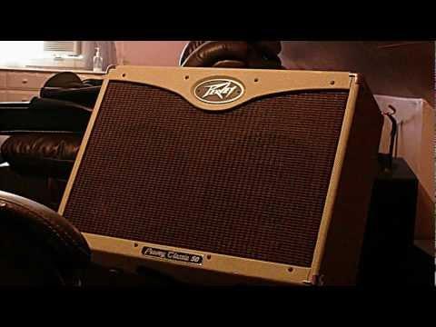Peavey Classic 50 212 Tone Demo