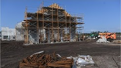 The Ardie R. Copas State Veterans' Nursing Home Taking Shape in Tradition