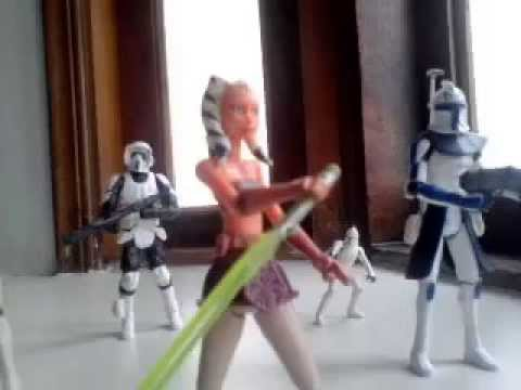 Anakin and Ahsoka - Damn girl so hot from YouTube · Duration:  1 minutes 2 seconds