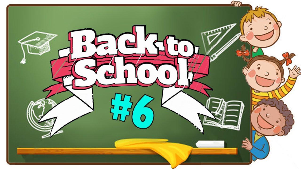 ✎ BACK to SCHOOL✎ # 6 Тренировка + Полезная Шаурма