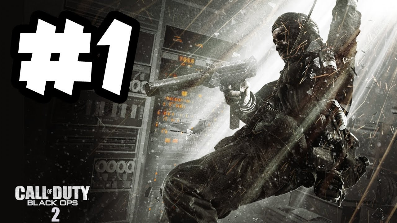 Call Of Duty Black Ops 2 Gameplay Walkthrough Part 1 Mission 1