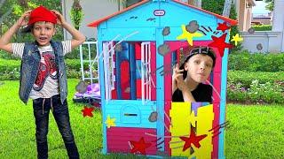 Андрей ищет новый домик