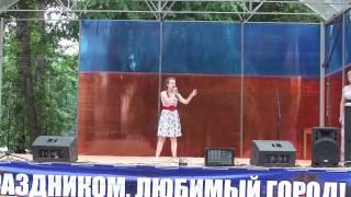 Синиченкова Валерия-Гимн молодежи России