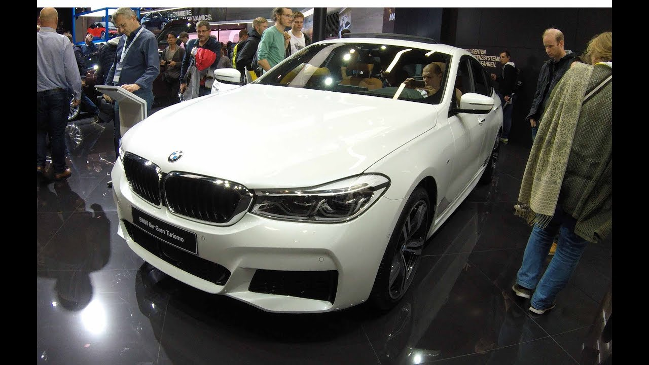 BMW 6 SERIES 640i GT GRAN TURISMO X DRIVE NEW MODEL 2017 WALKAROUND INTERIOR WHITE COLOUR