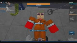 Is this ExplodingTNT? | Roblox Prison life