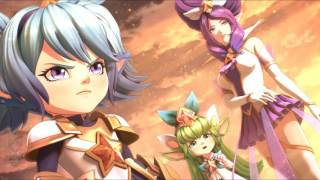Burning Bright Music Video   League of Legends Star Guardians