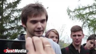Интервью Руслана Соколовского после объявления условного приговора