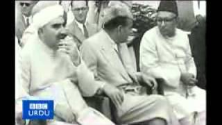 A rare video of Founder of Pakistan Quaid -e- Azam.flv