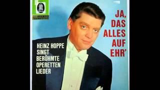 Heinz Hoppe - Ich bin nur ein armer Wandergesell - Der Vetter aus Dingsda - Künneke [432Hz]