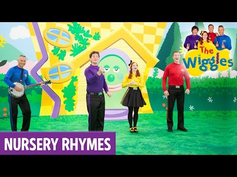 The Wiggles Nursery Rhymes  If Youre Happy and You Know It