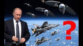 """Гиперзвуковая """"Русская мощь"""" ставит ультиматум Западу."""