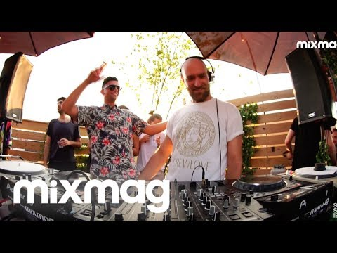 CREW LOVE : SOUL CLAP / WOLF+LAMB / THE FITNESS & PONY (Live) Brooklyn Rooftop