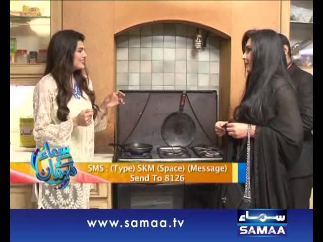 Samaa Kay Mehmaan, 23 FEB 2015