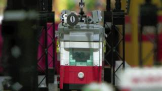 Lego Und Matador Auf Der Modellbaumesse St.Pölten 2011 In HD