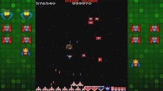 Galaga (Arcade, 1981) Feat. Egoraptor - Video Game Years History