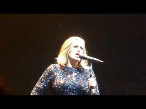 Adele - Sweetest Devotion (HD) - O2 Arena - 21.03.16
