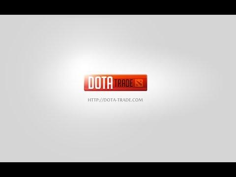 Dota 2 Lina - Twister kinetic gem preview