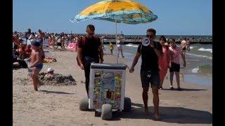 Ile można zarobić na plaży?