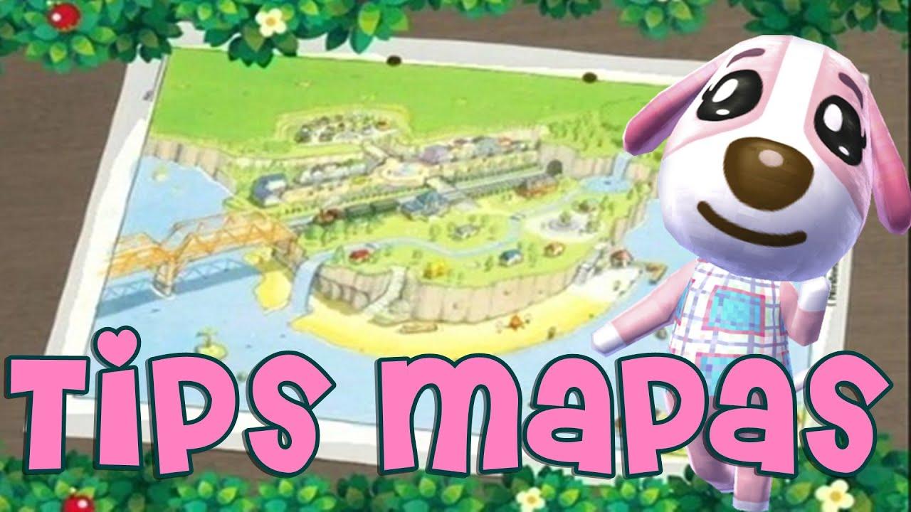 Animal Crossing New Leaf Wallpaper Tips Para Elegir Mapa Del Pueblo Animal Crossing New