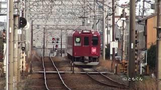 養老鉄道 2019/01撮影 D23 その1