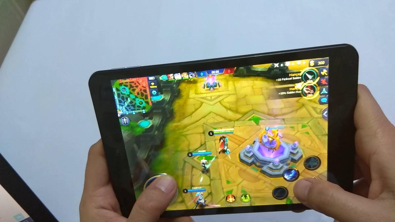 Fnf Ifive Mini 4 S Tablet PC 7.9 Inç İnceleme