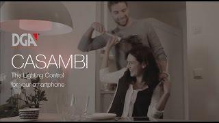 CASAMBI Bluetooth Technology - DGA