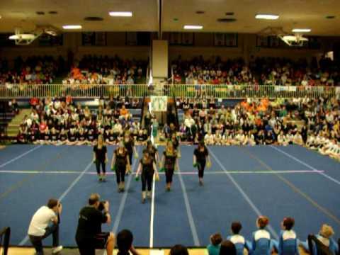 Campbell Collegiate Dance Team 2010