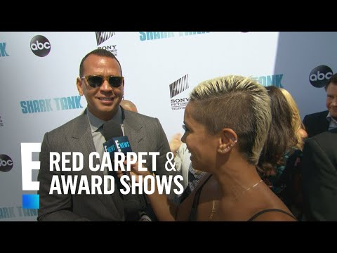 """Alex Rodriguez Reacts to Jennifer Lopez """"In Love"""" Quote 