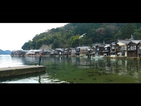 The Beautiful Fishing Town Of Ine In Japan 伊根町 | A Travel Movie