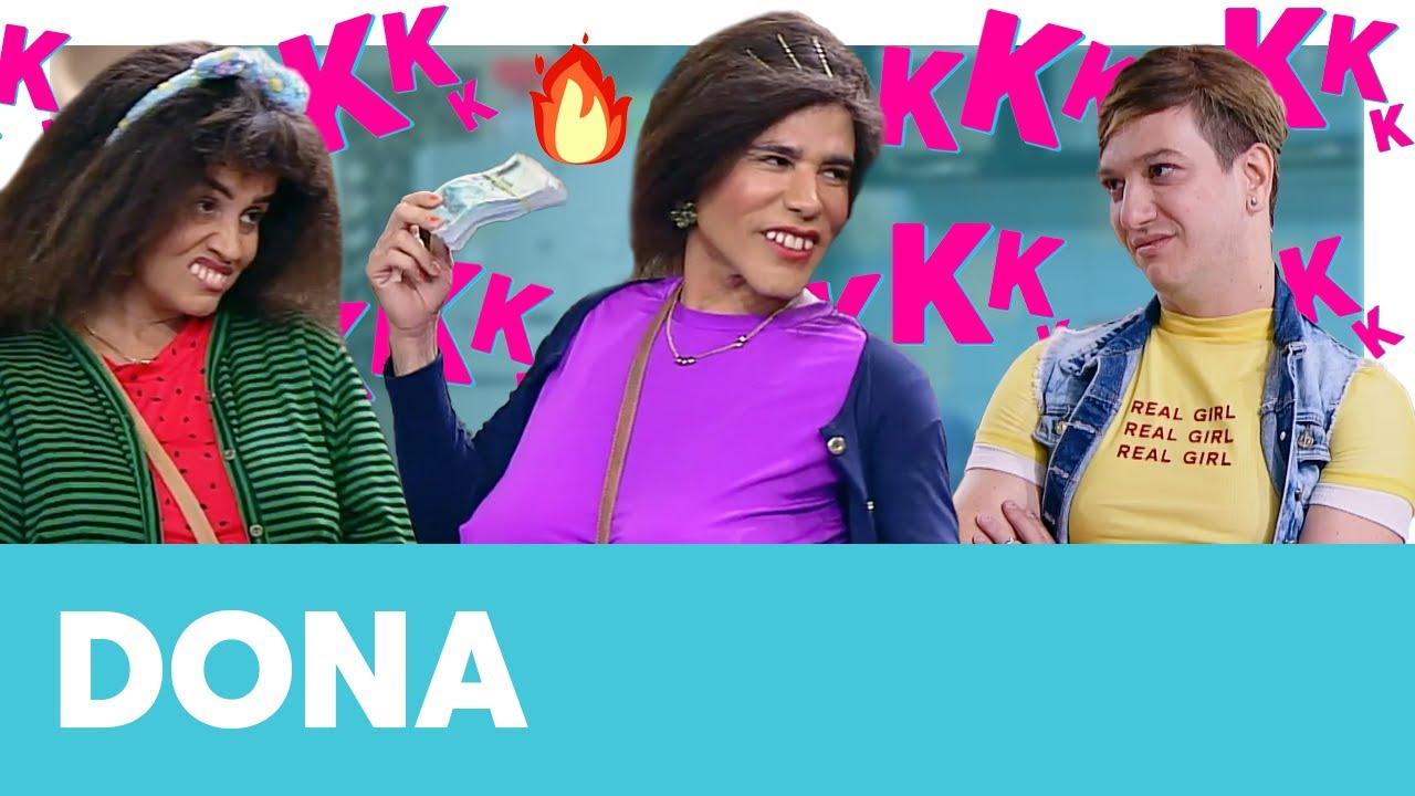 PROPRIETÁRIA! Graça compra um APARTAMENTO! | Tô De Graça | EP13 30/06/2020 | Humor Multishow